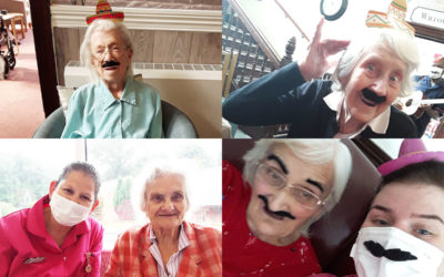 World PhotographyDay at The Old Downs Residential Care Home