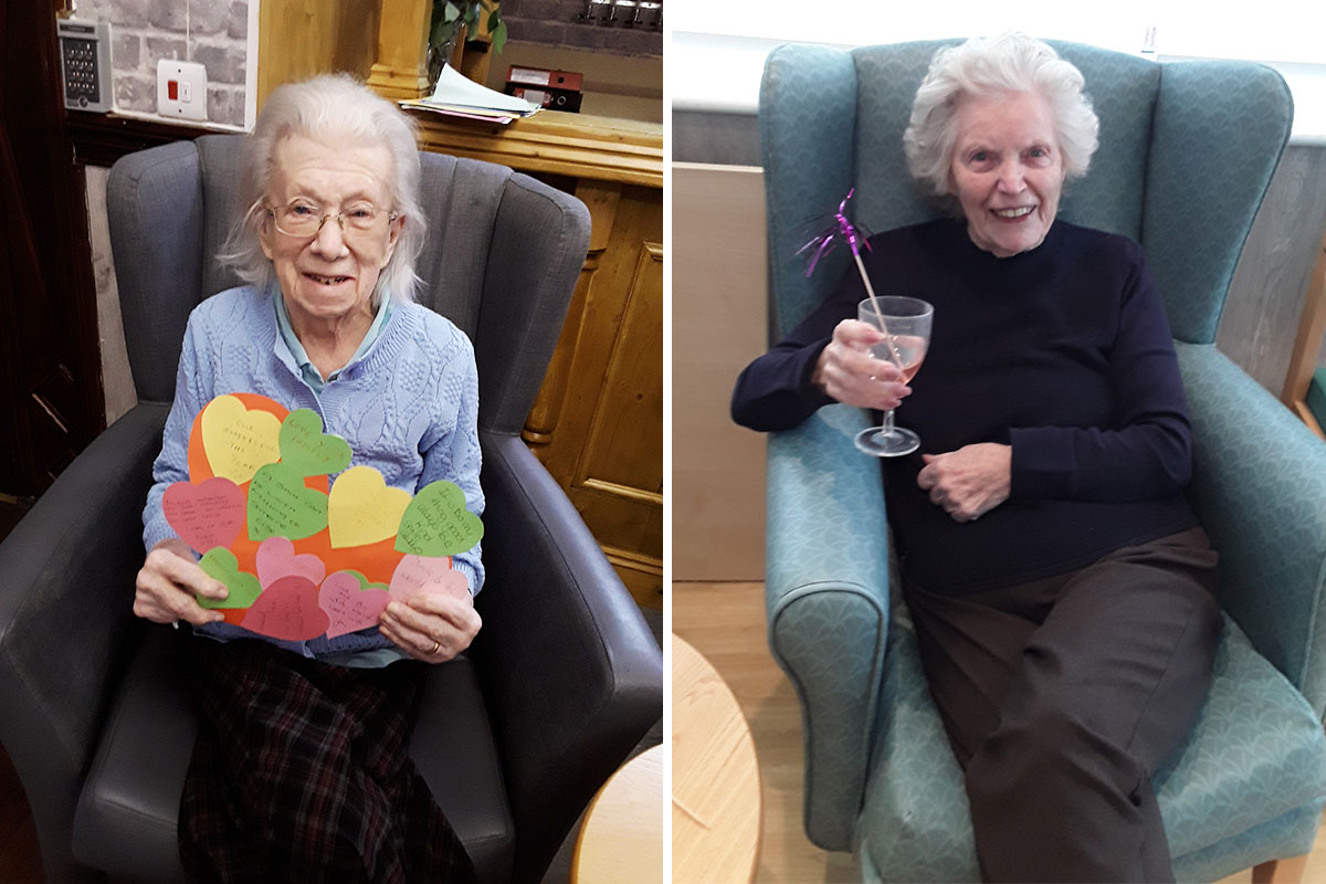 Kindness and cocktails at The Old Downs Residential Care Home
